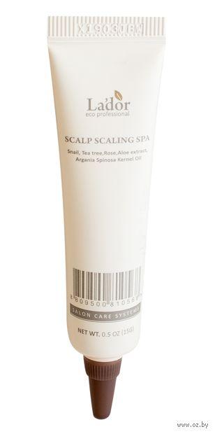 """Сыворотка для волос и кожи головы """"Scalp Scaling Spa"""" (15 г) — фото, картинка"""