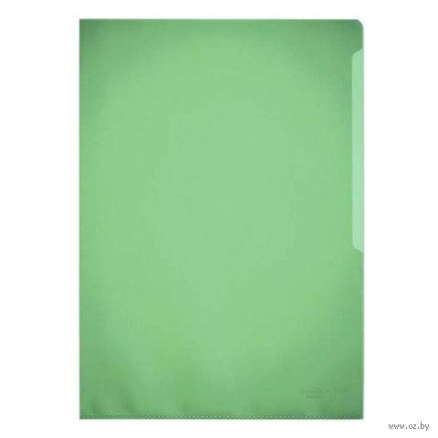 "Папка-уголок ""Durable"" А4 (зеленая)"