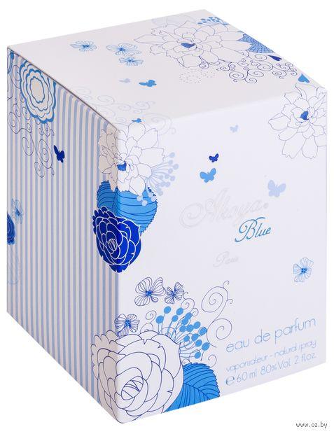 "Парфюмерная вода для женщин ""Akoya Blue"" (60 мл) — фото, картинка"