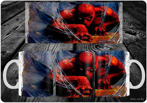 """Кружка """"Человек-паук"""" (art.11)"""