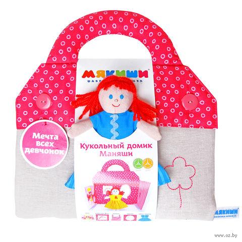 """Игровой набор """"Кукольный домик Маняши"""""""