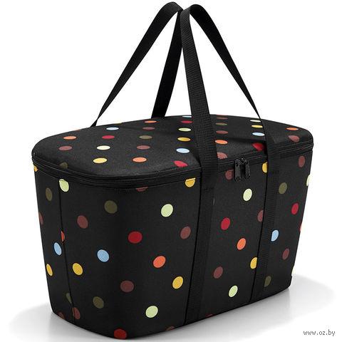 """Термосумка """"Coolerbag"""" (dots)"""