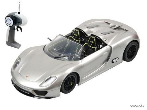"""Модель машины на радиоуправлении """"Porsche 918 Spyder"""" (масштаб: 1/41)"""