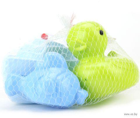 """Набор игрушек для купания """"Морская команда"""""""