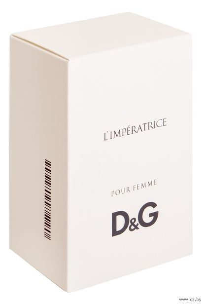 "Туалетная вода для женщин Dolce & Gabbana ""№3 L`Imperatrice"" (50 мл)"