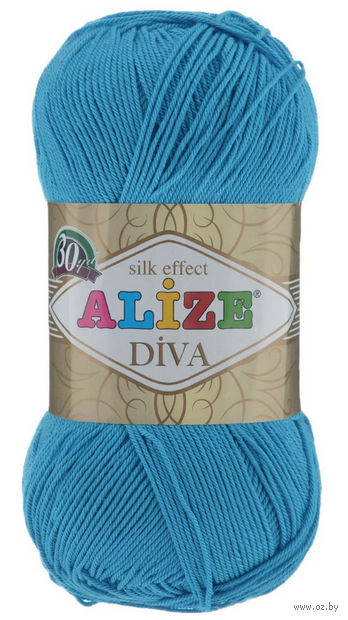 ALIZE. Diva №245 (100 г; 350 м) — фото, картинка