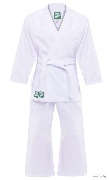 Кимоно для дзюдо MA-301 (р. 1/140; белое) — фото, картинка