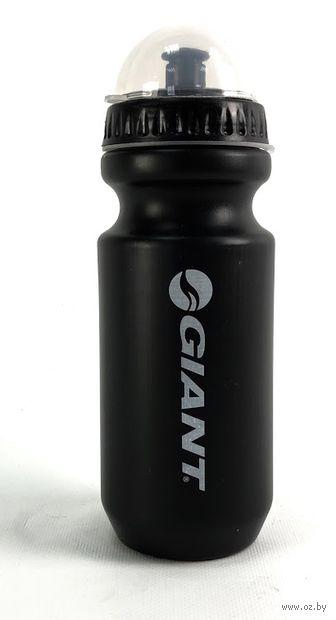Бутылка для воды (чёрная; арт. VT19-10174) — фото, картинка
