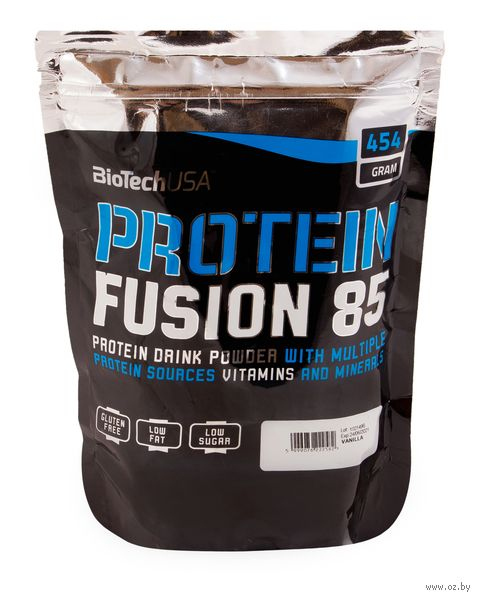 """Протеин """"Protein Fusion 85"""" (454 г; ваниль) — фото, картинка"""