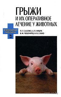 Грыжи и их оперативное лечение у животных. Павел Саленко, Андрей Лищук, Виктор Чеботарев