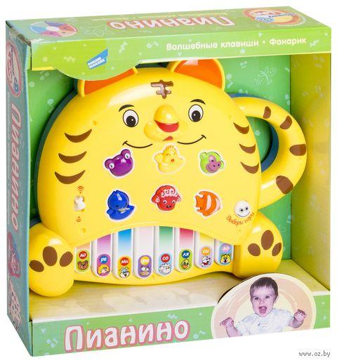 "Развивающая игрушка ""Пианино. Тигрёнок"" — фото, картинка"