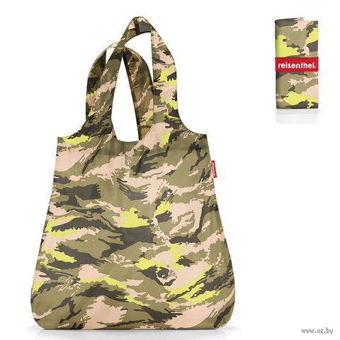 """Сумка складная """"Mini maxi shopper"""" (camouflage)"""