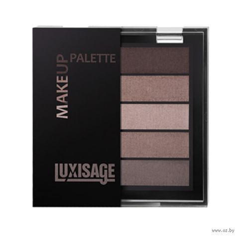 "Тени для век ""Make up palette"" (тон: 6, дымчатый мираж)"