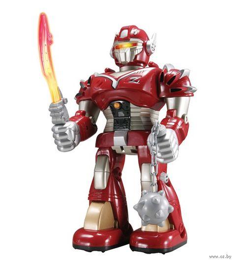 """Робот """"Красный воин"""" (со световыми эффектами) — фото, картинка"""