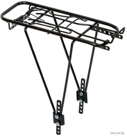"""Багажник для велосипеда """"BR-RGW2"""" (чёрный) — фото, картинка"""