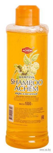 "Шампунь для волос ""Аиро-хмелевый"" (1 л) — фото, картинка"