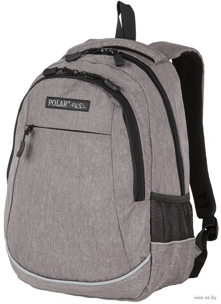 Рюкзак 18302 (16,9 л; серый) — фото, картинка