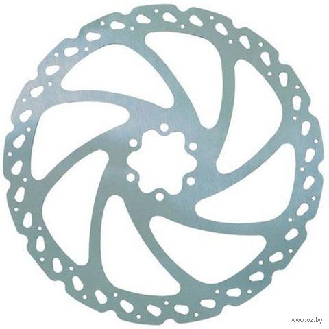 """Тормозной диск велосипедный """"DB-01"""" (180 мм) — фото, картинка"""