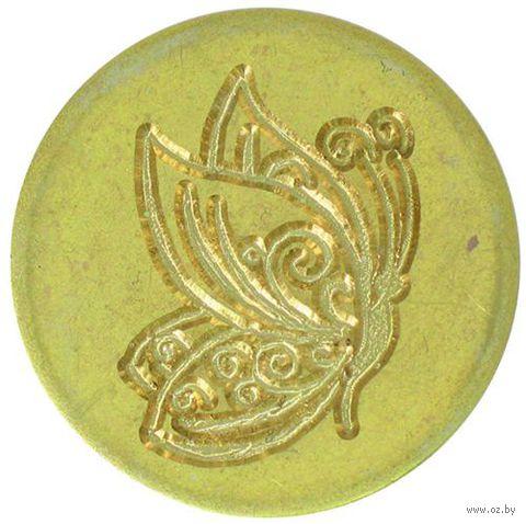"Сменная насадка для восковой печати ""Бабочка"" (25 мм, арт. MSH728BFLY)"