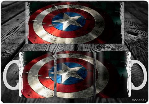 """Кружка """"Капитан Америка"""" (art.16)"""