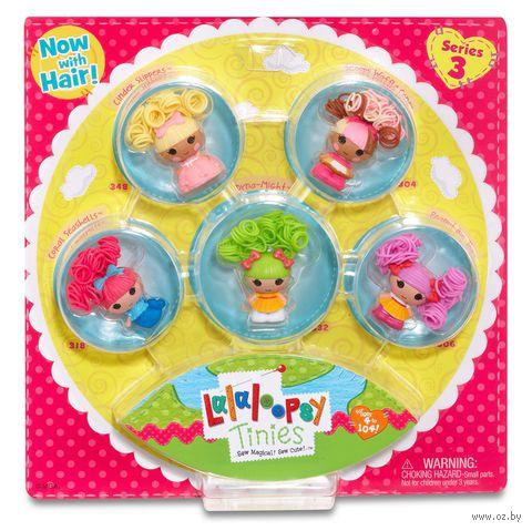 """Набор кукол """"Lalaloopsy Tinies с прическами. Стиль 3"""""""