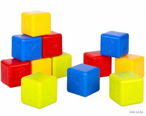 """Кубики """"Азбука"""" (12 шт.) — фото, картинка"""