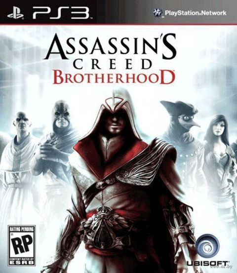 Assassin`s Creed: Братство крови. Da Vinci Edition (PS3)