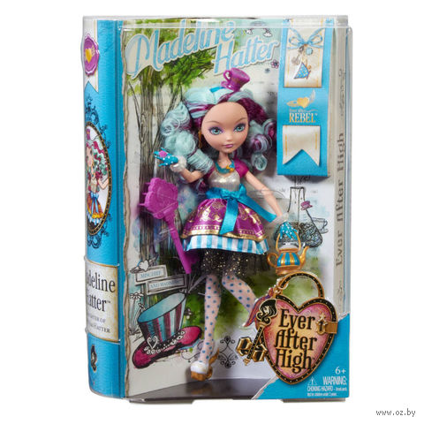 "Кукла ""Ever After High. Мэдлин Хэттер"""
