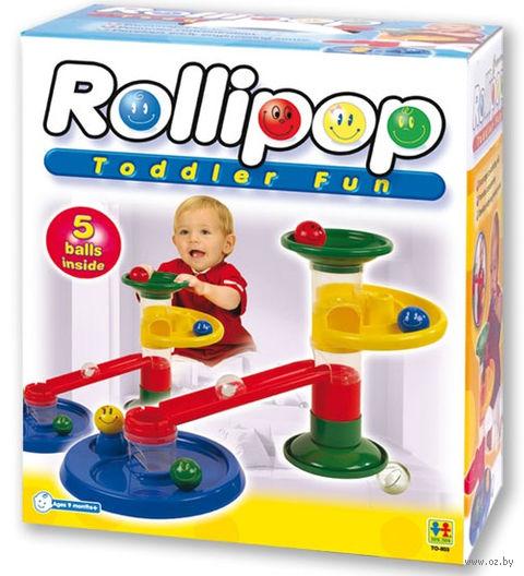 """Конструктор """"Rollipop"""" (15 деталей)"""