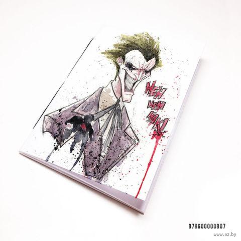 """Блокнот """"Джокер"""" (А7; арт. 907)"""