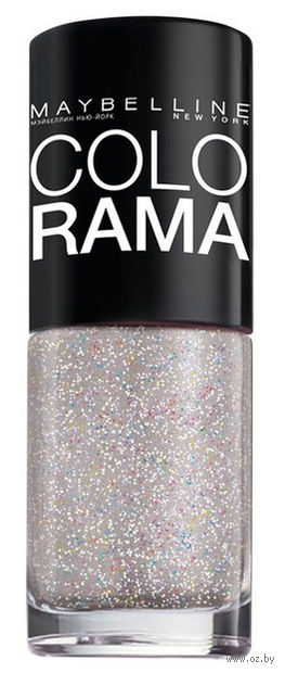 "Лак для ногтей ""Colorama"" (тон 49, алмаз; 7 мл)"