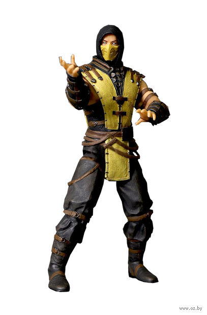 Mortal Kombat X. Scorpion. Фигурка (10 см)