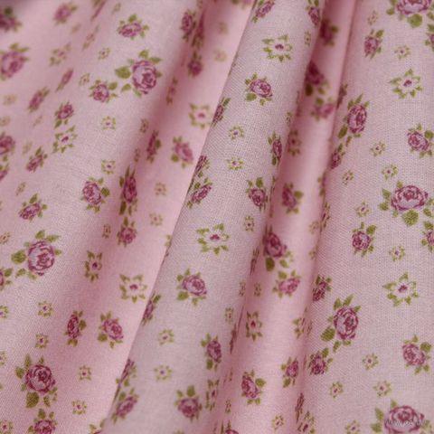 """Ткань """"Розы в стиле шебби шик"""" №2 — фото, картинка"""