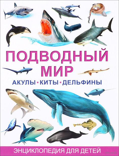 Подводный мир. Акулы, киты, дельфины — фото, картинка