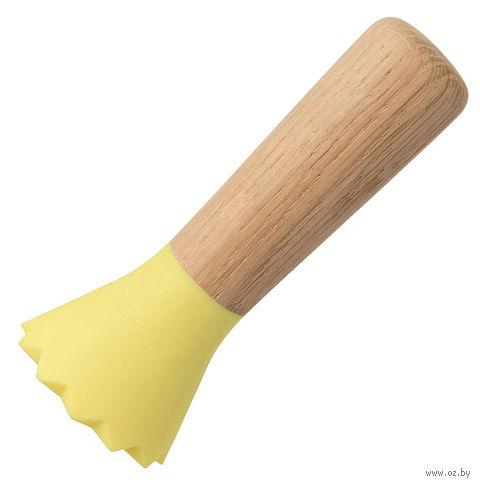 Приспособление для равиоли (115 мм; желтый) — фото, картинка