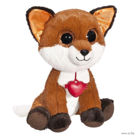 "Мягкая игрушка ""Лиса Фенсик"" (23 см) — фото, картинка"