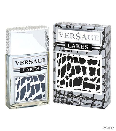 "Туалетная вода для мужчин ""Versage Lakes"" (100 мл) — фото, картинка"