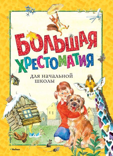 Большая хрестоматия для начальной школы. Нора Галь, Корней Чуковский, Евгений Пермяк