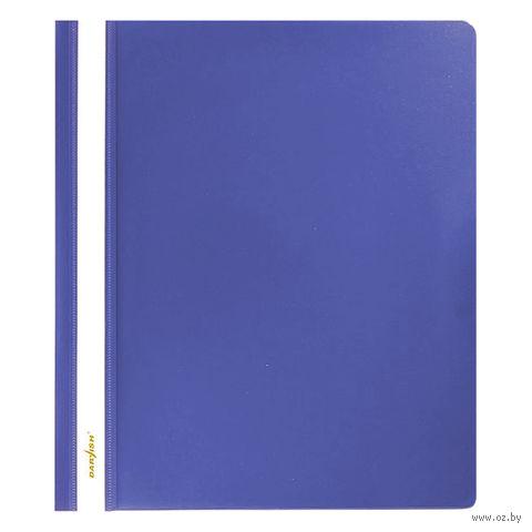 """Папка-скоросшиватель """"Darvish"""" (А5; синяя; арт. DV-205) — фото, картинка"""