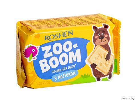 """Печенье """"Zoo-boom. С молоком"""" (68 г) — фото, картинка"""