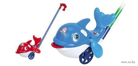 "Каталка ""Дельфин"" — фото, картинка"