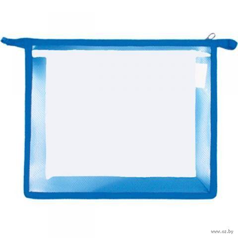 Папка для тетрадей А5 (синяя)