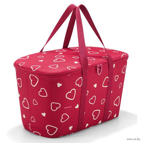 "Термосумка ""Coolerbag"" (hearts)"