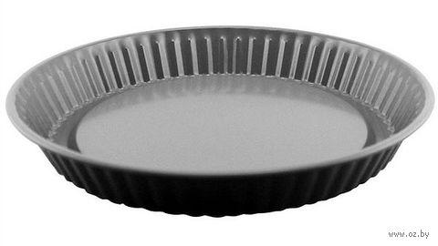 Форма для выпекания металлическая (21х21х3 см)