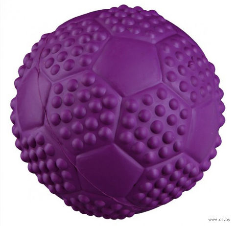 """Игрушка для собак с пищалкой """"Мяч"""" (5,5 см) — фото, картинка"""
