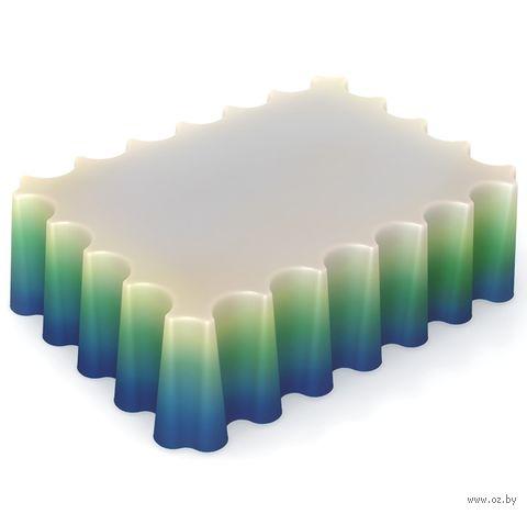 """Форма для изготовления мыла """"Волнорез"""" — фото, картинка"""