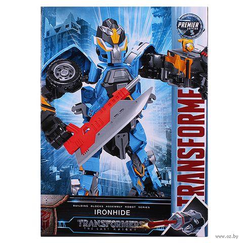 "Робот-трансформер ""Ironhide"" (арт. DV-T-545) — фото, картинка"