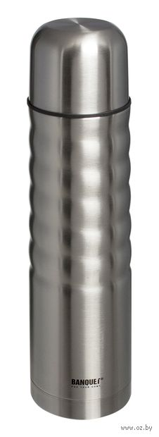 Термос металлический 1 л (арт. 48SVFS100) — фото, картинка