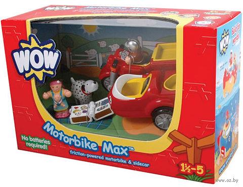 """Игровой набор """"Мотоцикл Макс"""""""