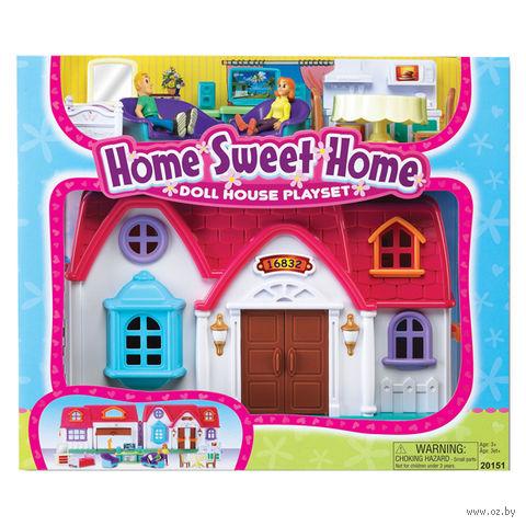 """Дом для кукол """"Home Sweet Home"""""""